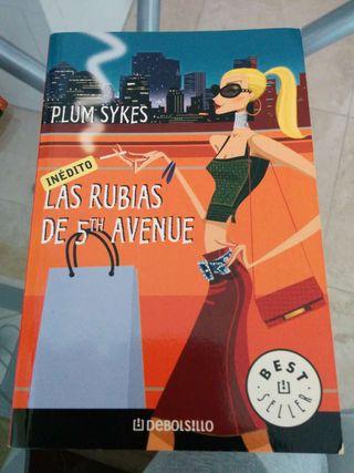 """Libro """"Las Rubias de la 5a Avenida"""""""