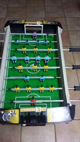 Futbolin niños