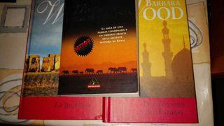 3 libros