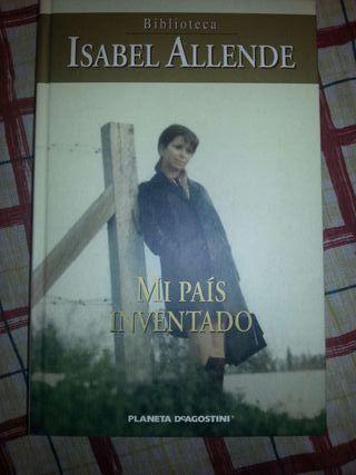 Libros Isabel Allende