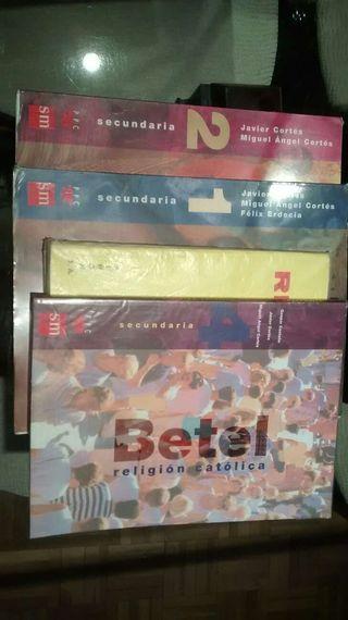 Libros de religion