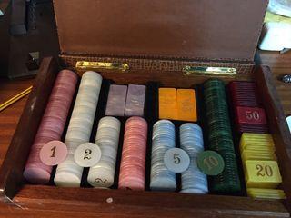 Maletin Poker Ruleta