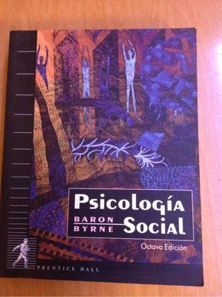 Libro Psicologia: Psicologia Social; Baron Byrne.