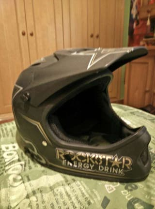 Casco Rockstar/Fox descenso