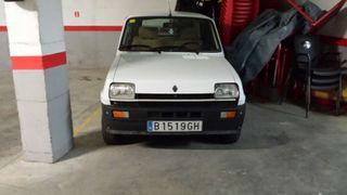 Renault 5 gtl impecable histórico de 1984