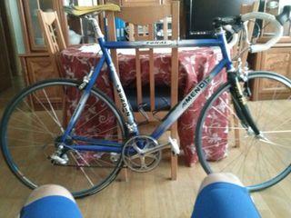 Bicicleta carretera Mendiz.