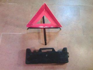 Triángulos avería