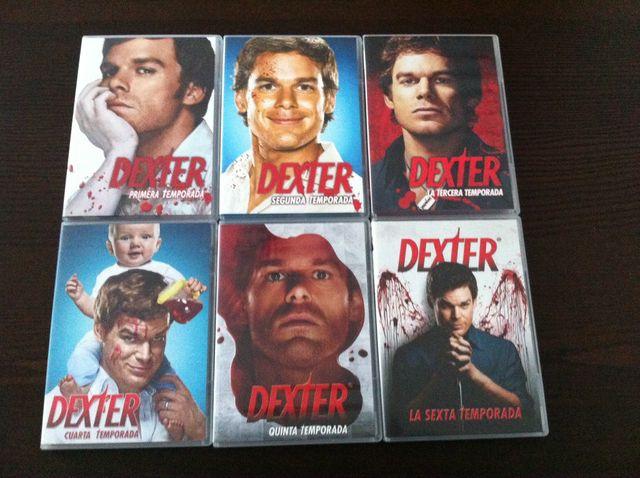 Seis Temporadas Completas De Dexter de segunda mano por 50 € en ...