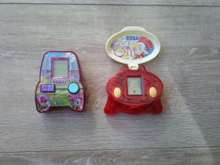 Maquinitas Sega Mcdonalds