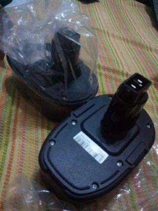 Bateria compatible dewalt 18v