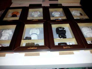Colección de trajes del real madrid