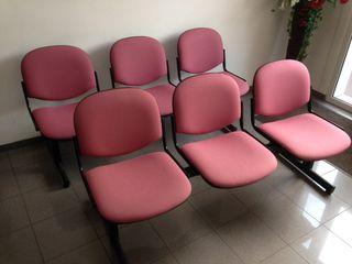 Chaise/siège d'accueil entreprise/bureau