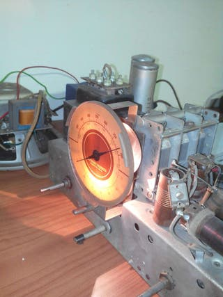 Radio. Reparación y restauración de radios antiguas y electronica vintage.