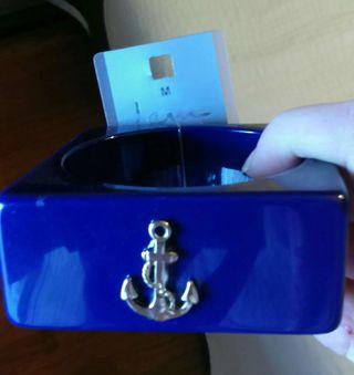 Pulsera / brazalete marinera i am