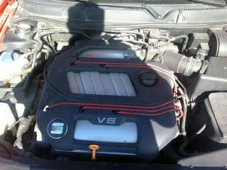 Seat Toledo v5 gasolina