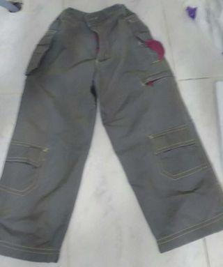 Pantalones niño