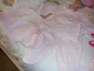 Pijamas prenatal talla 1 mes