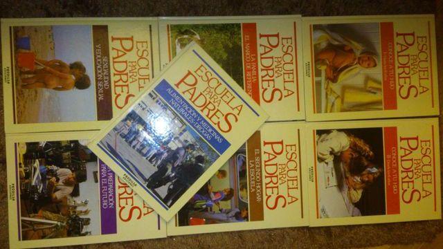 Vendo enciclopedia escuela para padres