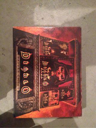 Diablo II,2, Battle Completo Mas Diablo 1