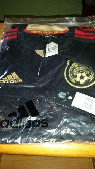Camiseta de la selección de México
