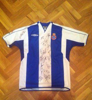 Vendo O Cambi Camiseta Oficial RCD Espanyol