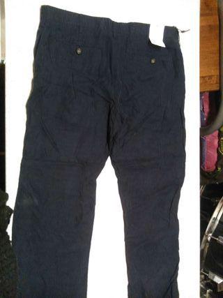 Pantalon Vestir Seda