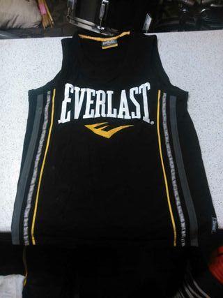Camiseta Tirantes Everlast S