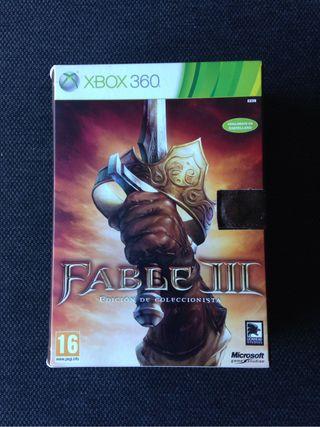Fable III Edición Coleccionista