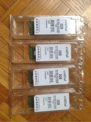 Ram En DDR2 et aussi DER3 #WallaSingle