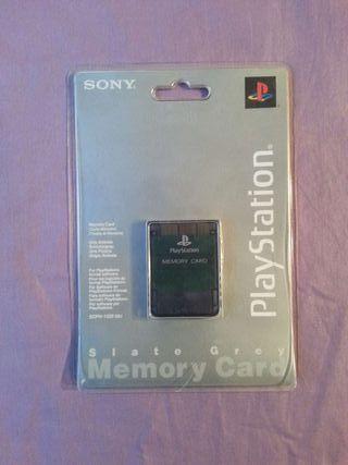 Memory card - Play Station clasica - Nueva
