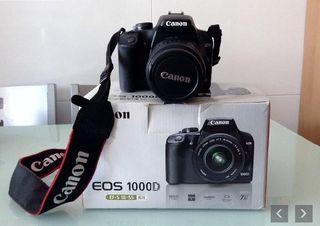 CANON EOS 1000D 18-55 MM REFLEX