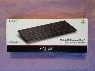 Teclado inalambrico ps3 - Nuevo - Original Sony