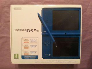 Nintendo dsi xl. Nueva.