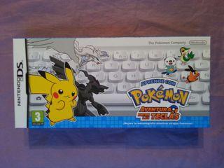 Pokemon Aventura entre las teclas - Juego y teclado inalambrico - Nuevo