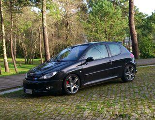 Peugeot 206 Rc 177 Cv