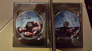 Dvd crepúsculo con libro interior