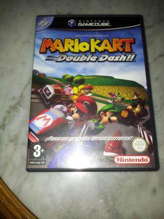 Mario Kart Double Dash + Zelda CE GameCube