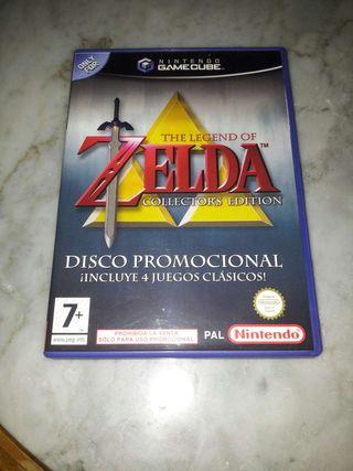 The Legend of Zelda Collector's Edition GameCube