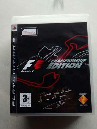 F1 2006 ps3
