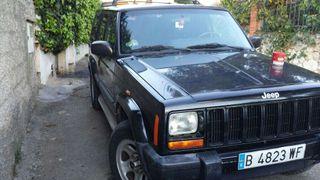 Jeep cherocke