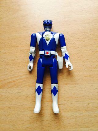 Power Ranger Azul Antigüo