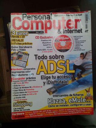 Revistas de ordenador
