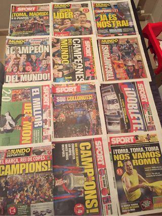 Periodicos Coleccion