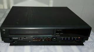 VHS video panasonic