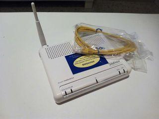 Router inalambrico telefonica