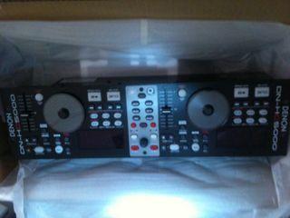 Tracktor Denon Dn-hc5000