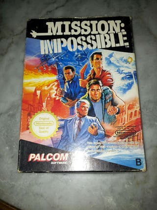 Mission:Impossible NES