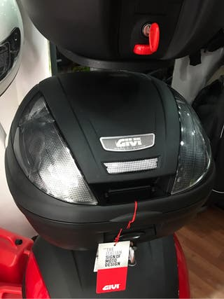 Baul / maleta para moto givi 39 Litros