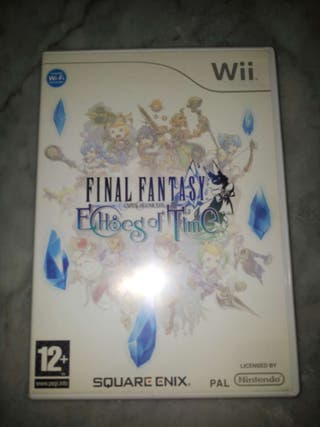 Final Fantasy Crystal Chronicles Echoes of Time Wii