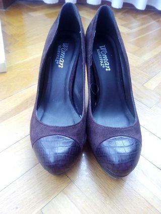 Zapatos tacón nuevos 38